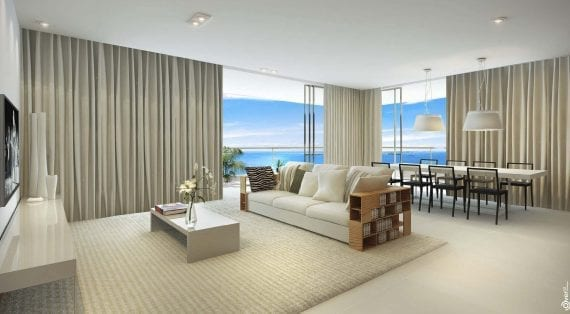 Perispectiva do living