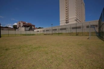 Foto Campo Sintético do empreendimento.