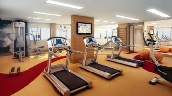 Perspectiva Sala Fitness