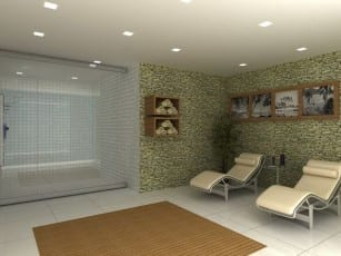 Perspectiva Spa com relax
