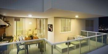 Perspectiva Varanda Gourmet - apartamento 2 quartos, localizado no bairro de Pituaçu, em Salvador.