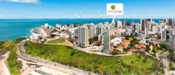 Perspectiva da Localização Solar Morro Ipitanga