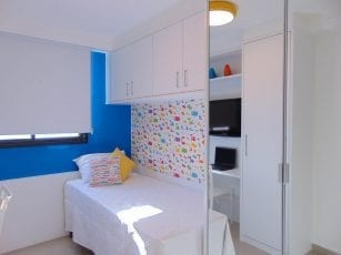 Apartamento Decorado - Foto do quarto infantil