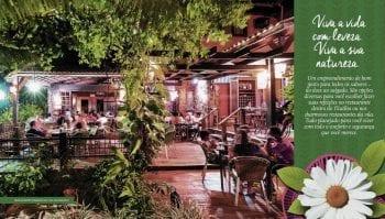 Foto do Restaurante Jerimum na Vila de Imbassaí