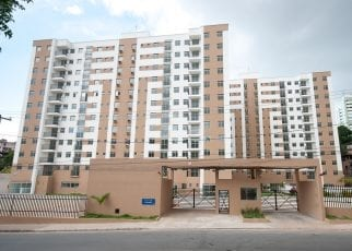 Foto da fachada do Ville Federação