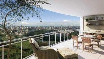 David bastos: Perspectiva do terraço