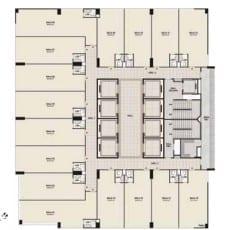 Espaços empresariais CEO Salvador Shopping- Torre Londres - 9º ao 28º pavimento