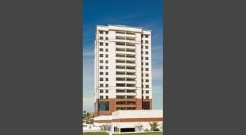 Foto da fachada da torre de 3 suites do Parque Tropical