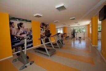 Foto Espaço Fitness do empreendimento.
