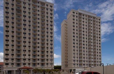 Foto da fachada do Città Itapoan