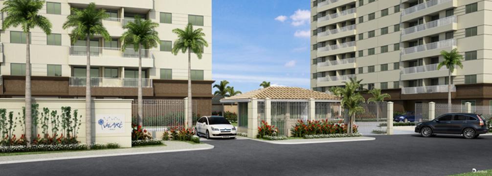 Perspectiva Guarita de Segurança, localizado no bairro do Imbuí, em Salvador.