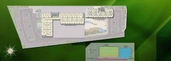 Perspectiva Implantação do Pavimento AERO da Graute
