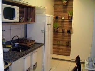 Foto - Cozinha do empreendimento.