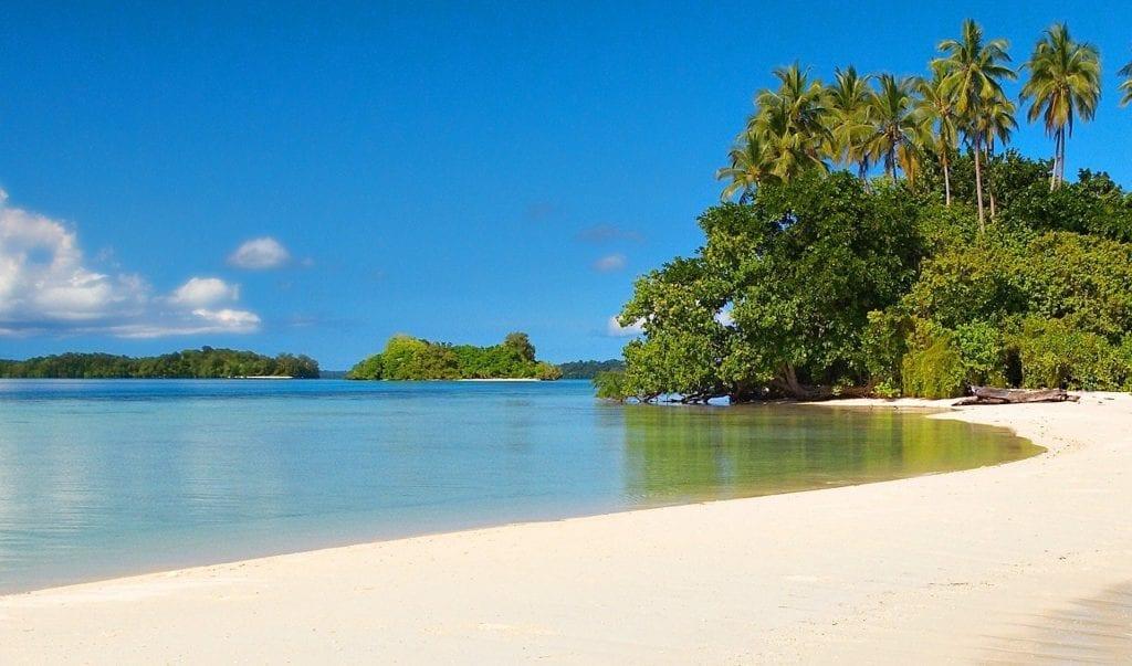 A Praia da Espera é uma das praia mais procuradas do litoral da Bahia.