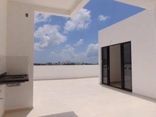Foto do Terraço do apartamento duplex