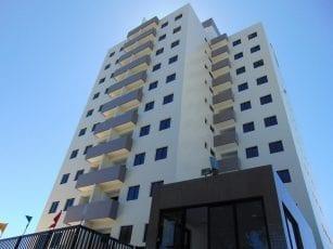 Foto da fachada do Residencial Vista Bella