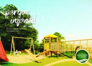 Perspectiva do Parque Infantil