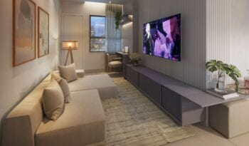 Perspetiva do Home Theater.